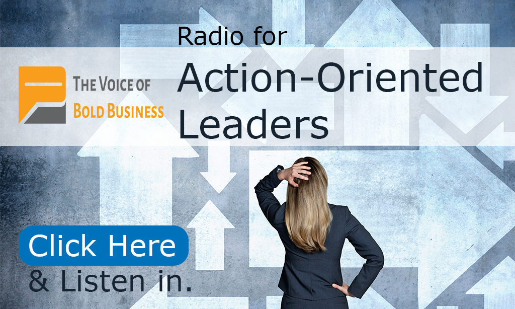 Listen to Voice of Bold Business Radio
