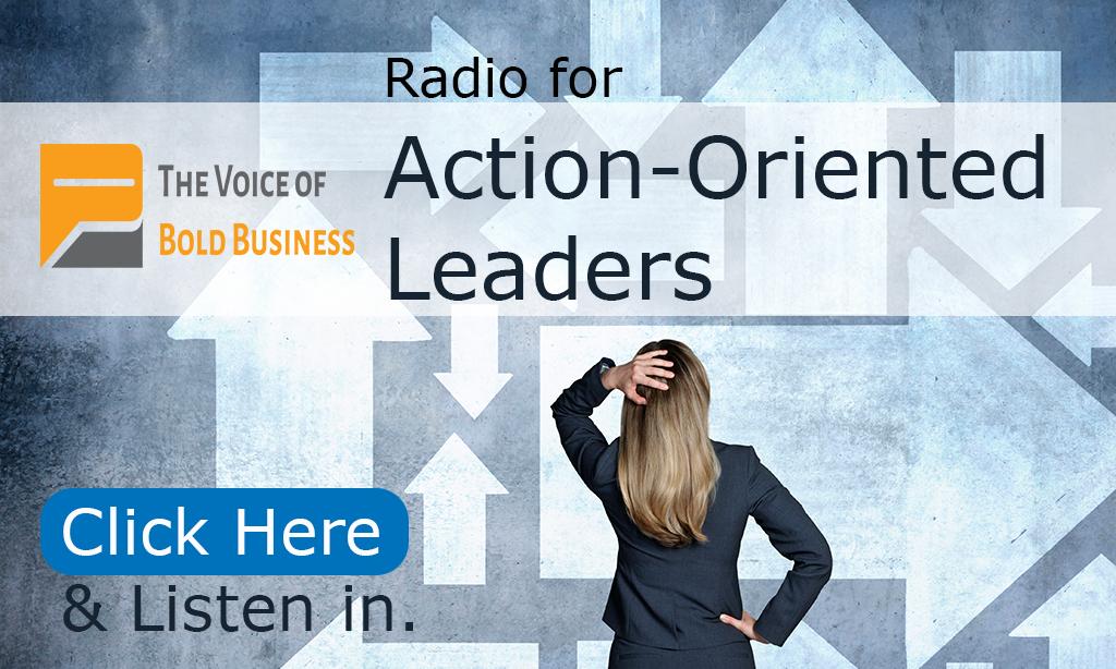 Listen to Voice of Bold Business Radio
